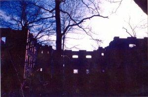 Clinton Road castle