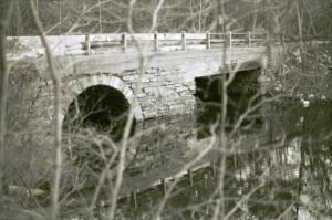Clinton Road ghost boy bridge