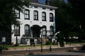 The Lemp Mansion as it is today.