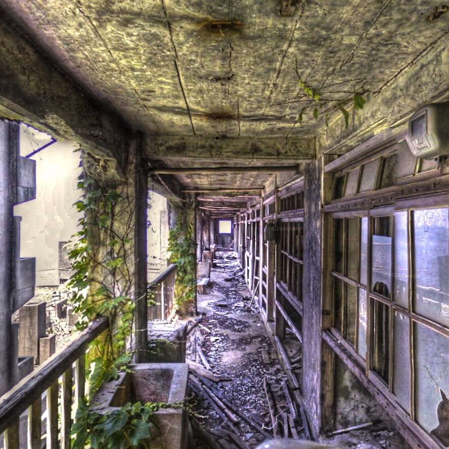Abandoned: Hashima Island's Ghostly Remains (Photos)