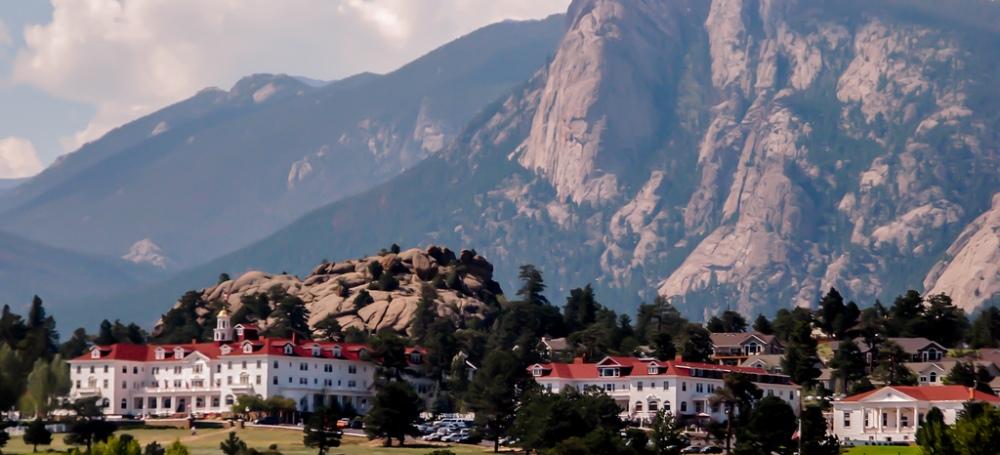 Stanley Hotel distance