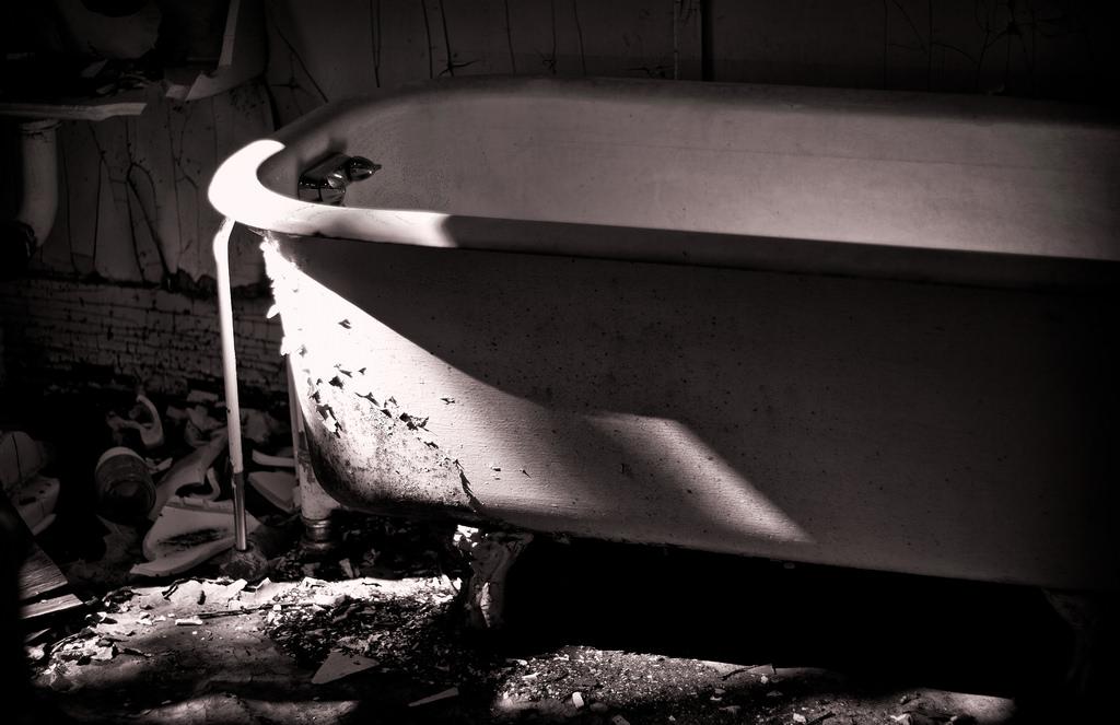 The bath game