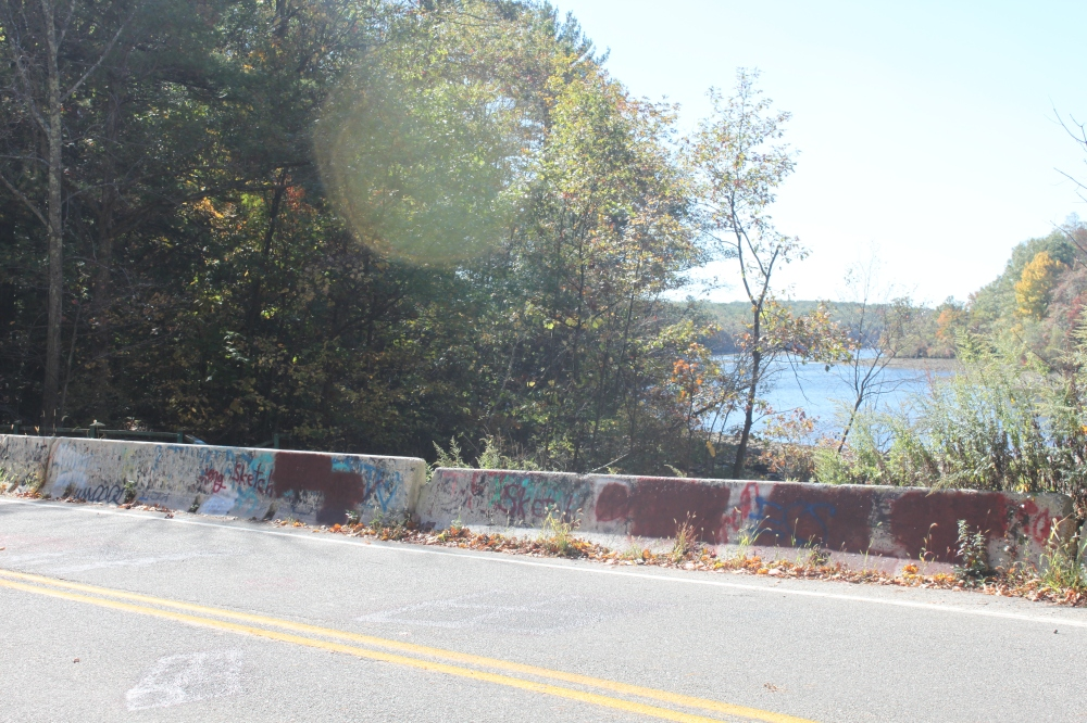 Clinton Road Ghost Boy Bridge 2