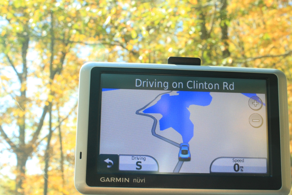 Clinton Road GPS