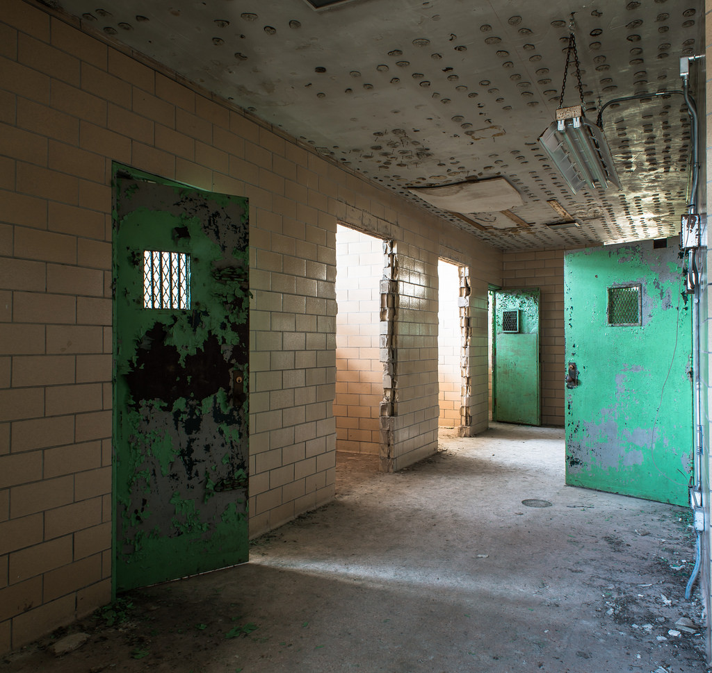 Abandoned: The Trans-Allegheny Lunatic Asylum And Weston