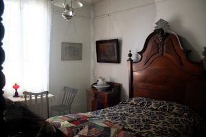 Whaley House bedroom