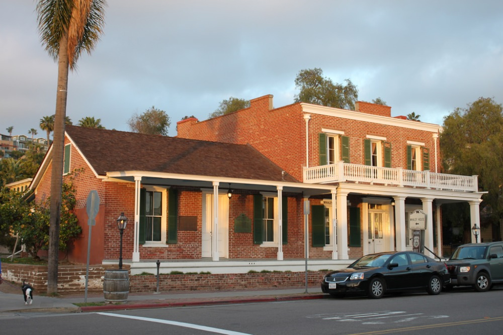 Whaley House exterior