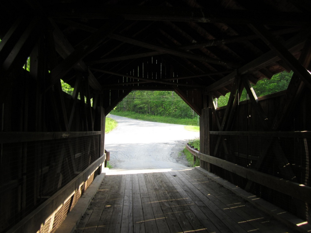 Emily's Bridge interior